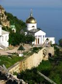 Георгиевский монастырь Фиолент Севастополь