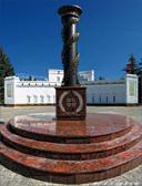 оборанительная башня на Малаховом кургане